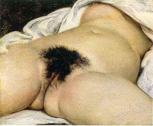 El origen del mundo, Courbet