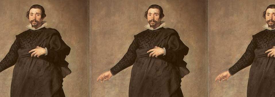 Cruce entre Velázquez y Bacon