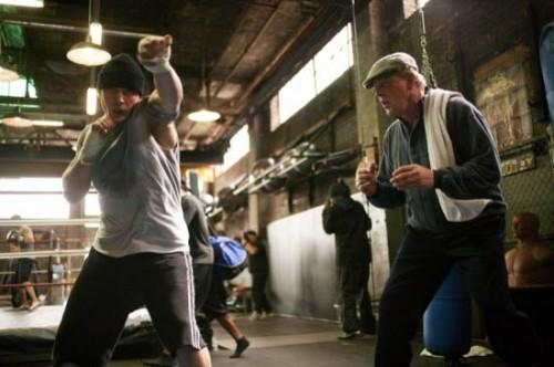 Tom Hardy y Nick Nolte - Warrior