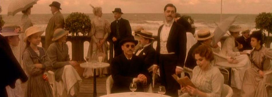 Raúl Ruiz encuentra a Marcel Proust