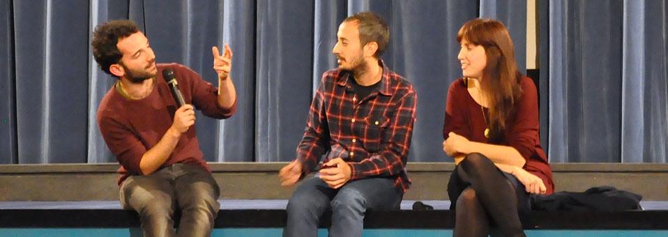 Entrevista al Colectivo Los Hijos