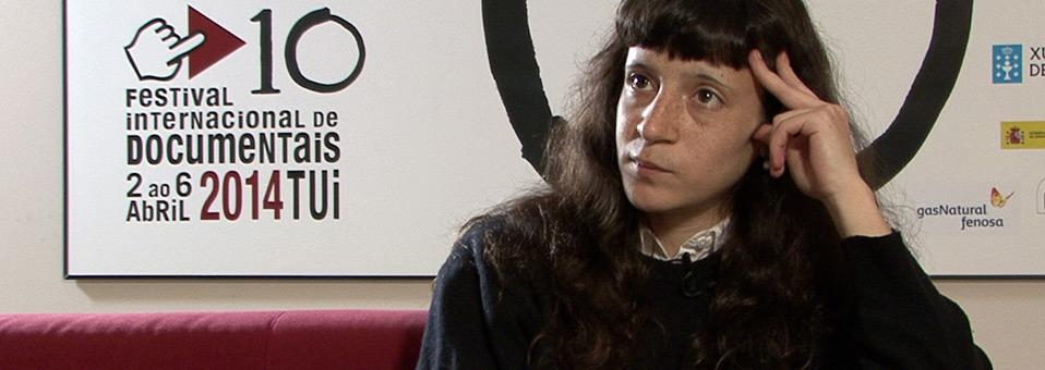 Entrevista con Salomé Lamas