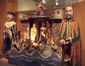 Las marionetas de Faust de Svankmajer