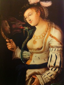 Transformación de una pintura anónima del siglo XVI_atribuida a Matthias Gerung_DALI