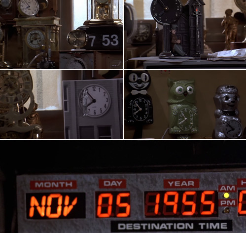 Back-to-the-future-CLOCKS