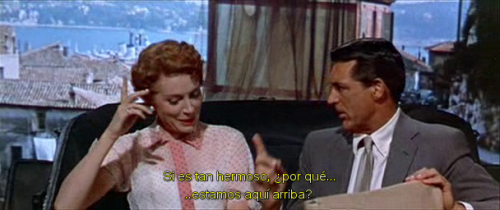 An Affair to Remember (Leo McCarey, 1957) - Alpes
