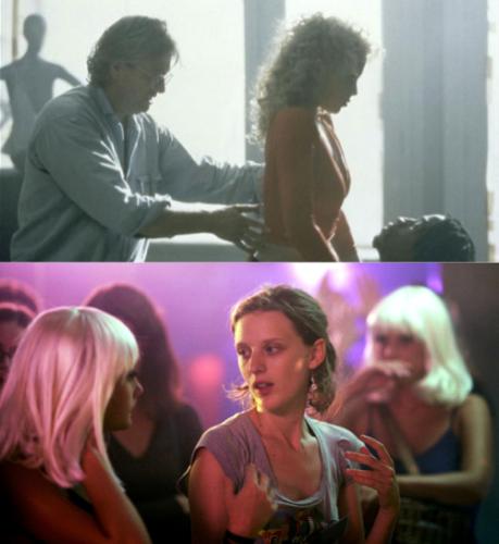 Showgirls y Eden