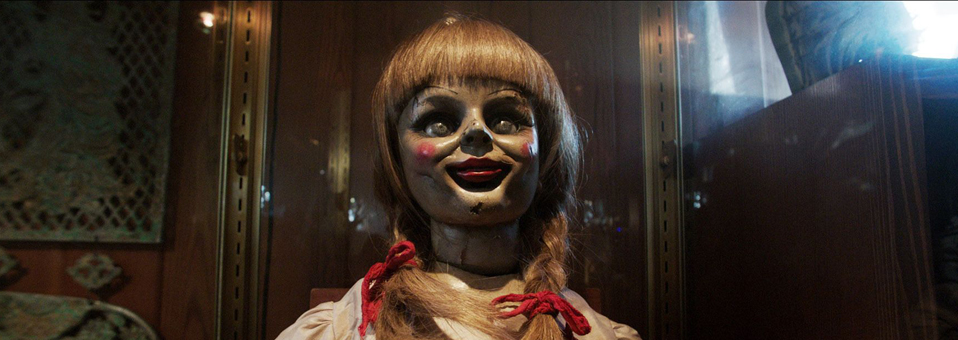 Sitges 2014 (4): Annabelle / Home / Honeymoon / The Guest