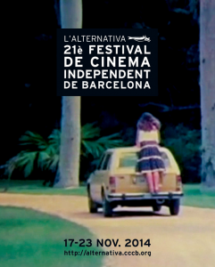 cartel-festival-de-cine-independiente-barcelona-l-alternativa-2014