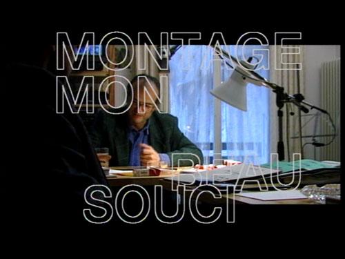 Godard-Montage