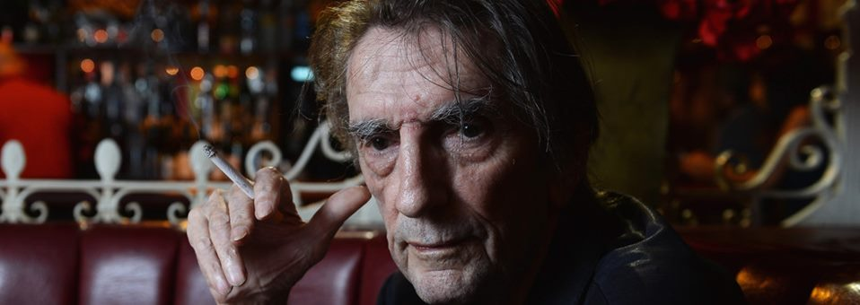 Harry Dean Stanton + Nick Cave