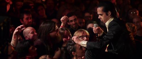 Nick Cave-concert