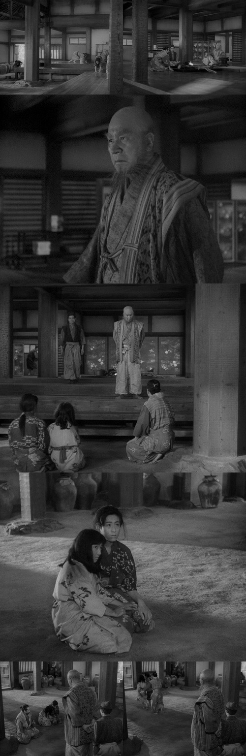 Transit: cine y otros desvíos   \'El intendente Sansho\', de Ōgai Mori ...