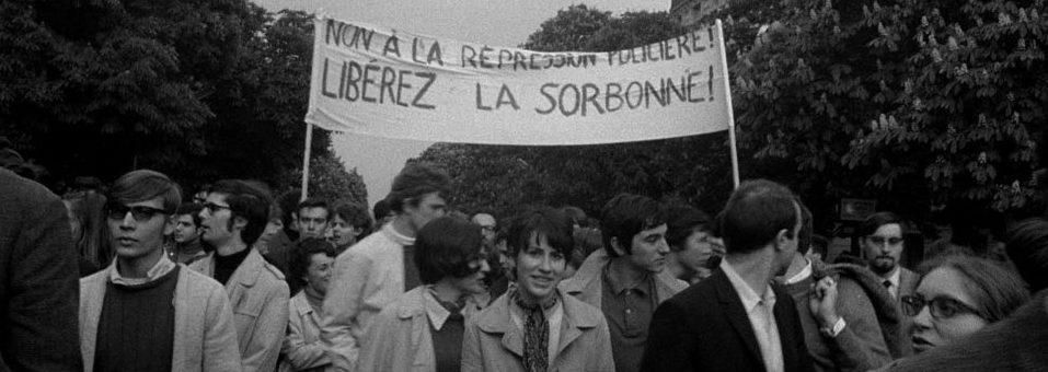 Cine y Mayo del 68 en Las Palmas (Marker, Godard, Hanoun, Moreira Salles)